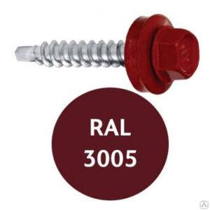Саморез кровельный RAL 3005